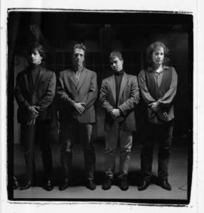 The Jag 1991: Robert STava, Mark Wyszinski, Chris Valentine, Chris Conway