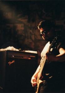 Carlos at CBGB's